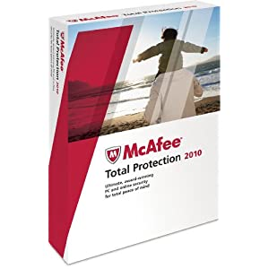 McAfee Total Protection 3 User 2010