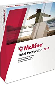 McAfee Total Protection 3 User 2010 [OLD VERSION]