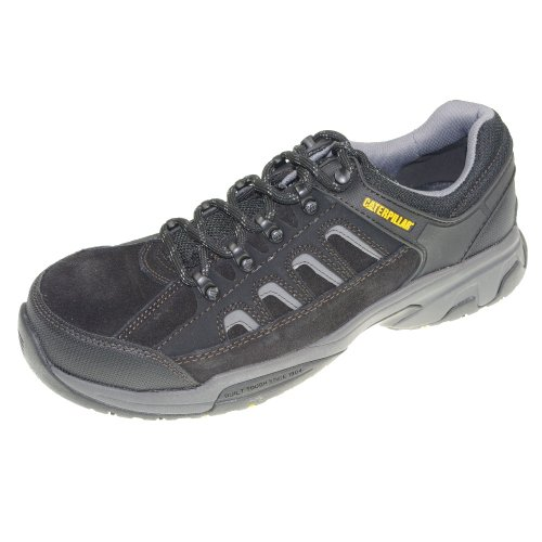 CAT FOOTWEAR Shoes - Work Shoes TORSION ST S1P - black, Größe:43