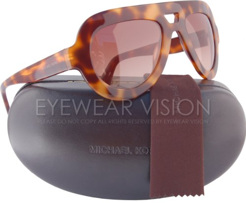 28a2cd5d12b0 Michael Kors 2830 240 Tortoise Marisa Aviator Sunglasses