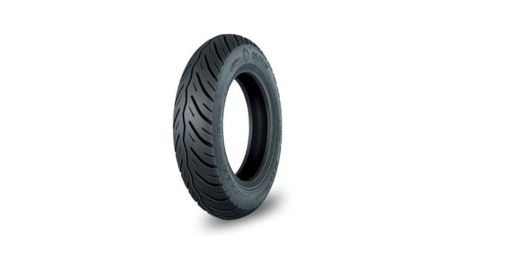 MRF Nylogrip Zapper N4 90/100 R10 Tubeless Scooter Tyre