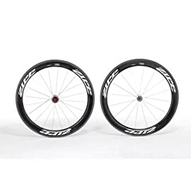 Zipp 2010 404 Tubular Road Bicycle Wheelset - 700C