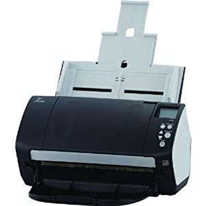Fujitsu fi-7160 - Document scanner - Duplex - 8.5 in x 14 in - 600 dpi x 600 dpi - up to 60 ppm