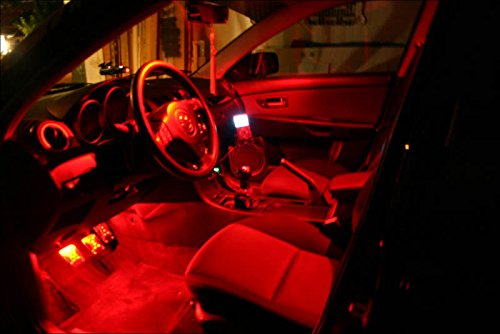 ijdmtoy 4pc wireless control 72 smd rgb 7 color led knight rider lighting kit for car suv truck. Black Bedroom Furniture Sets. Home Design Ideas
