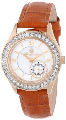 Burgmeister Domburg Ladies Automatic Analogue Stainless Steel Wristwatch BM508-285