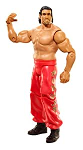 Mattel WWE Series #40 Local Heroes #34 Great Khali Action Figure