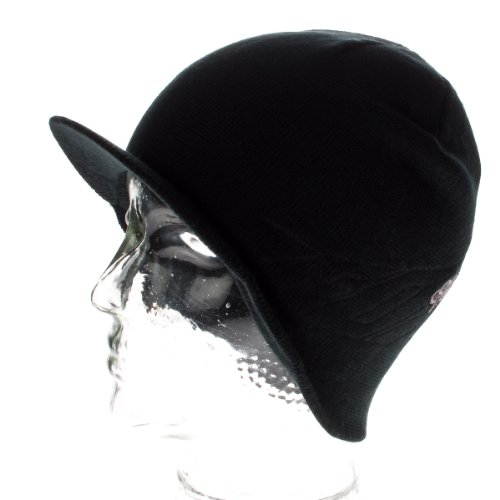 Fox Racing Superfast Visor Beanie - Black