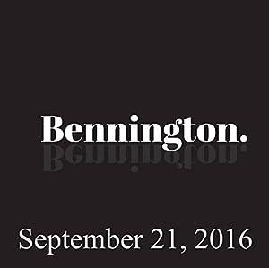 Bennington, Nile Rodgers, Bobby Slayton, September 21, 2016 Radio/TV Program