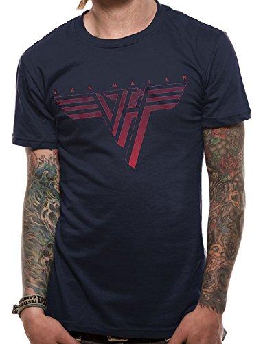 VAN HALEN Men's Van Halen - Classic Logo Short Sleeve