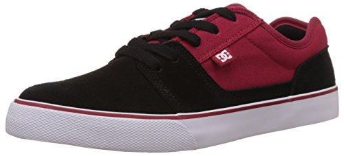 Scarpe DC Shoes: Tonik BLR BK/RD, Nero-Rosso, 9 UK