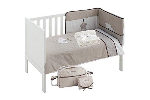 Ropa de cama para cunas 85 ofertas de ropa de cama para for Cama 60x120