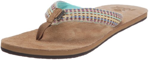 Reef Women's Gypsylove Aqua Sandals R1511AQU 6 UK