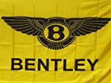 NEOPlex 3' x 5' Bentley Automotive Logo Flag