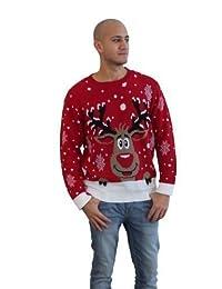 Suchergebnis Auf Amazon De F 252 R Rentier Pullover Bekleidung