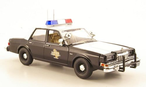 dodge-diplomat-texas-highway-patrol-1985-modellauto-fertigmodell-first-response-143