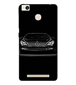 EPICCASE Black Beauty Mobile Back Case Cover For Xiaomi Redmi 3S (Designer Case)