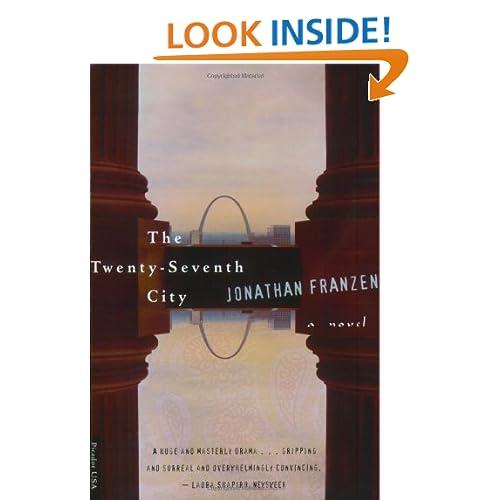 The Twenty-Seventh City (Bestselling Backlist)