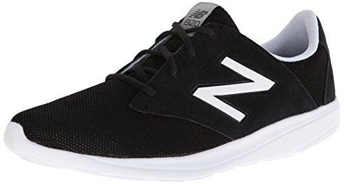 New Balance Men'S Ml1320 Classic Running Shoe,Black,8 D Us