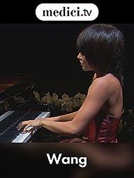 Yuja Wang performs Schubert, Schumann, Scriabin and Prokofiev (No dialog)