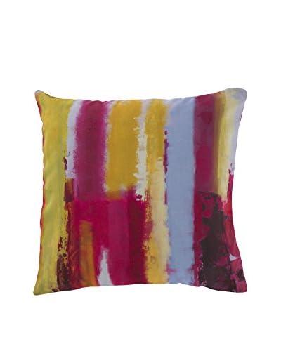 Surya Rain Abstract Pillow