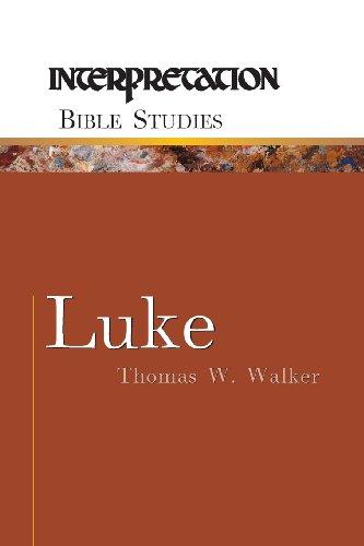 Luke (Interpretation Bible Studies) front-447835