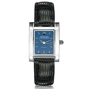 Pennsylvania State University Ladies Swiss Watch - Blue Quad Watch by M.LaHart & Co.
