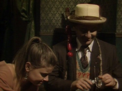 Ghost Light: Part 1 (Old Dr Who Series compare prices)
