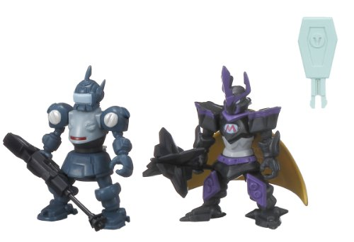 LBX Battle Custom Figure Set LBX The Emperor & LBX Deqoo [JAPAN] - 1