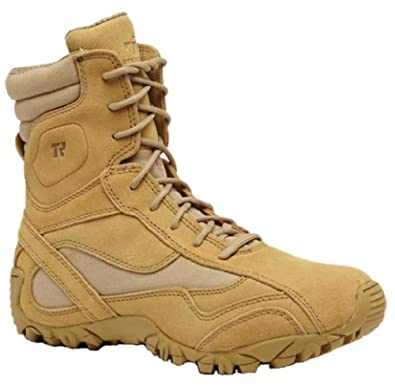 Belleville Tactical Research TR360 Khyber Ltwt ACU Tan HybridBoots 030R