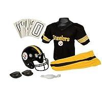 NFL Pittsburgh Steelers Boy's Uniform Set, Medium from D&H Drop ship