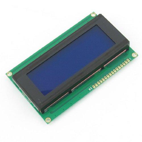 Dc 5V 20 X 4 Character Blue Backlight Lcd Display Module Black Green