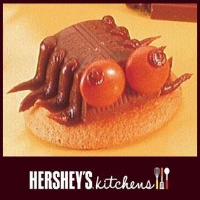 Hershey?s Cute as a Bug Chocolate Nuggets Recipe
