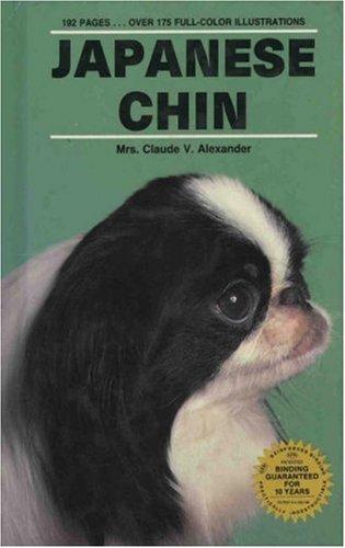 Japanese Chin, Claude V. Alexander