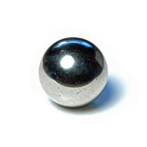 WE Games Replacement Steel Ball for Shoot the Moon & Pinball - Ball