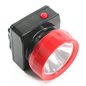 Kohree® Wireless LED Mining Light Head Lamp LD-4625A for Miners, Outdoors, Hunting and Camping