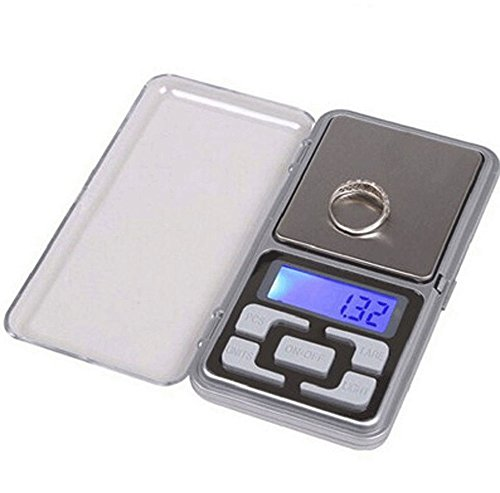 Digital 500g x 0.1g Scale Jewelry Portable Pocket Balance Gram OZ. LCD Herb Gold (Pet Food Grinder compare prices)
