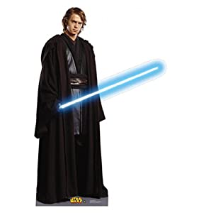 Anakin Skywalker - Star Wars Prequel Trilogy - Advanced Graphics Life Size Cardboard Standup
