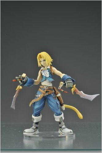Picture of Square-Enix Final Fantasy Dissidia Trading Arts Series 1 Deluxe PVC Figure Zidane (B0026ZIUWM) (Square-Enix Action Figures)