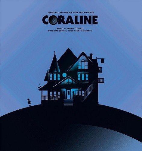 CORALINE (2LP/180G/PURPLE & BLUE SWIRL VINYL/GATEFOLD) / O.S.T. - Coraline