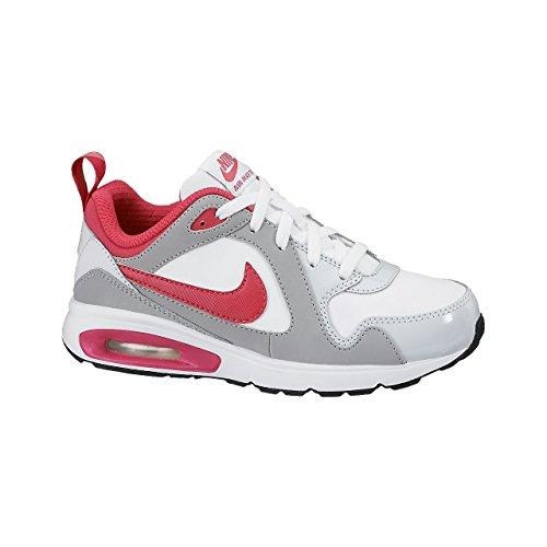 Nike Schuhe Kinder Mädchen Air max trax (ps) White/vvd pnk-pr pltnm-wlf gry