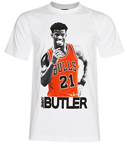 Indy Men 39 S Jimmy Butler Chicago Bulls Basketball T Shirt X