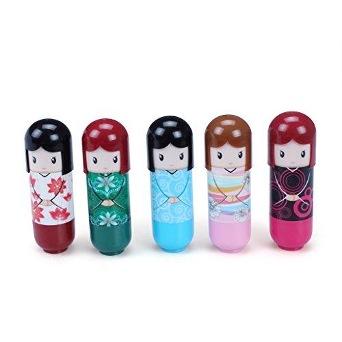 ewin24-precioso-japon-doll-lip-balm-lovely-girl-cute-baby-balsamo-labial-lapiz-labial-moda-5pcs