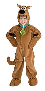 Scooby - Doo Child's Deluxe Scooby Costume, Toddler