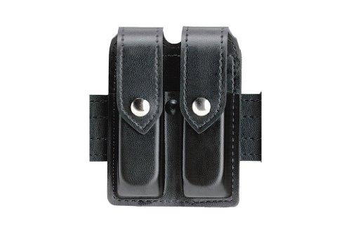Safariland Duty Gear Snap Double Handgun Magazine Pouch (STX Black)