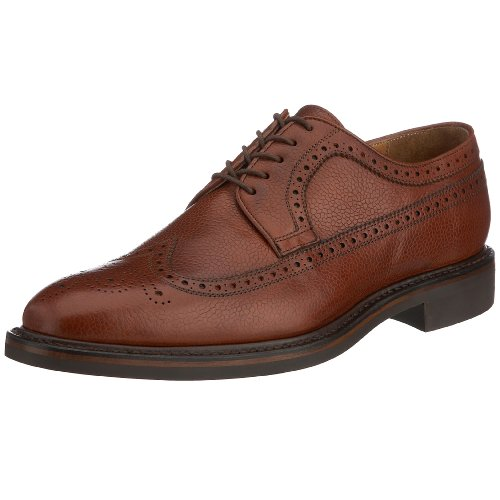 John Spencer Men's Skye Oxford Dark Brown 9290 7 UK