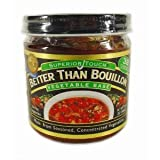 Better Than Bouillion; Vegetable Base (8 oz)