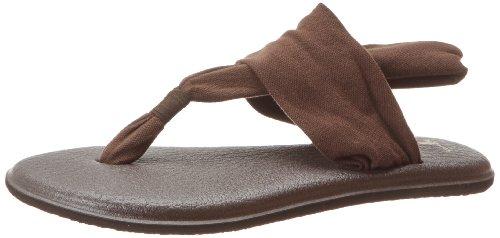Brown Womens Sandals