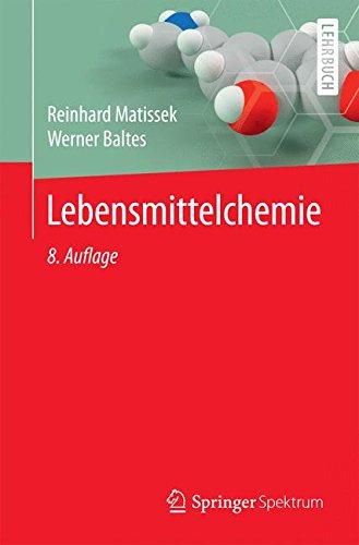 free Download Lebensmittelchemie (German Edition) by Reinhard ...