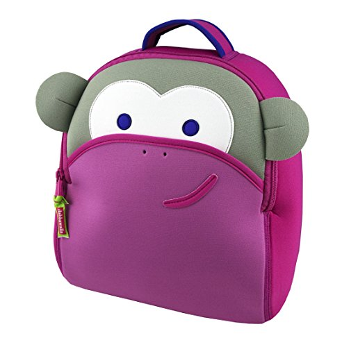 Dabbawalla Bags Backpack, Blushing Monkey