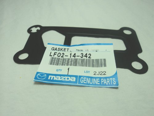 Mazda LF02-14-342, Engine Oil Filter Adapter Gasket (Mazda Cx7 2008 Engine Oil Cooler compare prices)